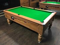 2 coin operated pool tables for sale. £500 ONO. Can be viewed on Antrim road anytime
