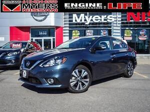 2016 Nissan Sentra SL, Only 9,000km Leather, Navigation, fully l