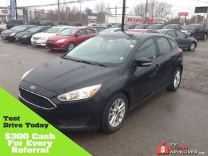 2015 Ford Focus SE * ONE OWNER * SHOWROOM CONDITION