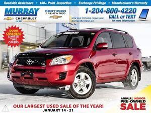 2010 Toyota RAV4 *Air Conditioning, Power Windows, Cruise Contro