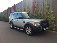 2005 (05) LANDROVER DISCOVERY 3 TDV6 7/SEATER HSE AUTOMATIC TOP SPEC