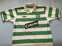 Celtic Home Shirt 2004-05 still with Tags