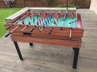 4in1 Games Table (Table Football, Pool, Air Hockey, Table Tennis)