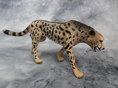 CollectA NIP * King Cheetah * 88608 Big Cat Wildlife Replica Model Toy Figurine