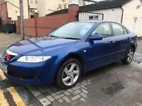 Mazda 6 2003. 2.0 TDs. 12 months MOT. No issues good family car