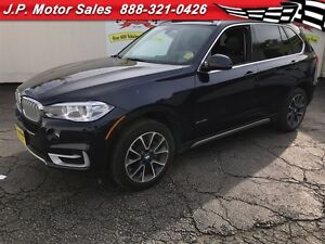 2015 BMW X5 xDrive35i, Nav, Panoramic Sunroof, AWD, 30,000km