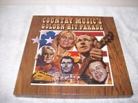 5 boxed set of Lp's sixty's and country (50 discs)