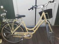 Raleigh classic ladies bike for sale.