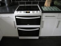 ELECTRIC COOKER ZANUSSI NOW SOLD