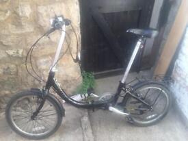Fold Bike on sale