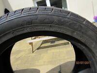 4 x Part Worn Tyres 235/45 Toyo R17