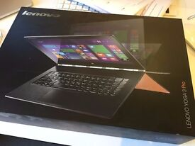 Excellent conditioned Lenovo Yoga 3 Pro 13.3-inch touchscreen laptop/tablet