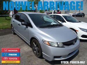 2009 Honda Civic DX/LOOK SPORT/MAG+AILERON**