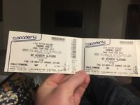 Thomas Rhett standing tickets, Glasgow 02 academy tonight 14/11/2017 can meet to sell