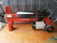 Lawnflite 5 Ton Electric Log Splitter As New