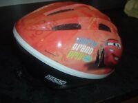 Disney 'Cars' Bicycle Helmet Size 48-62cm.