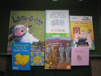 Ses of Hardback Story Books for Young Children in Colour - £6.00