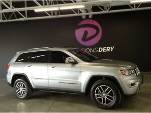 2017 Jeep Grand Cherokee liquidation!!!  Limited avec garantie.