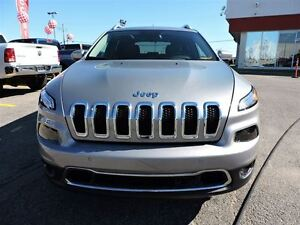 2016 Jeep Cherokee LIMITED, TOIT PANO, NAV, CRUISE ADAPTATIF West Island Greater Montréal image 2