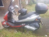 SEND AN OFFER!! Kymco Bug Hawk 250cc