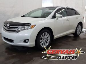Toyota Venza XLE AWD GPS Cuir Toit Ouvrant 2016