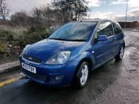 07 Ford Fiesta Zetec