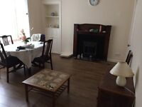 One bedroom, furnished warm and spacious flat. Corstorphine