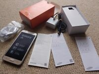samsung galaxyJ5 8GB excellent condition- UnLOCKED + box accessories