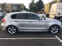 BMW 1 SERIES. LOW MILEAGE, EXCELLENT CONDITION