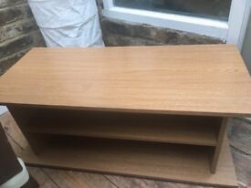 Assembled TV stand in very good condition - £10