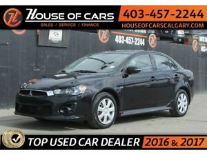 2017 Mitsubishi Lancer ES / Back Up Cam / Bluetooth / Heated Sea