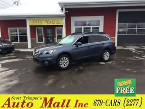 2015 Subaru Outback 3.6R Touring/AWD/Sunroof/