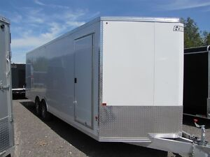 2017 Mission Trailers 8.5x24 Cargo Trailer