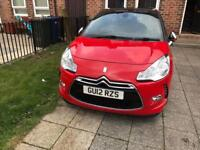 Citroen DS3 Airdream DSport Plus E-HDI Start/Stop