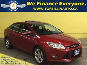 2012 Ford Focus NAVIGATION, SUNROOF, Only 66 Kms