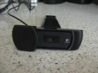 Logitek Camera for computer for sale. For collection in Romford, Essex- £10.00