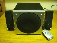Logitech Z3 2.1 Speaker System