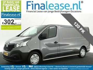 Renault Trafic 1.6 DCI T29 L2H1 TURBO2 ENERGY Airco €302pm