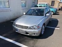 BARGAIN LEXUS IS200 AUTO LONG MOT RELIABLE CAR SERVICE HISTORY £595