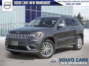 2017 Jeep Grand Cherokee Summit 4X4 | HEATED/COOLED LEATHER |...