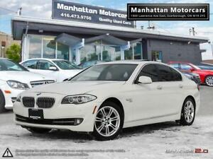 2012 BMW 528i X-DRIVE EXECUTIVE PKG |NAV|B.UP CAMERA|BLUETOOTH