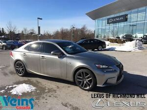 2015 Lexus IS 250 AWD|NAVI|PRE-COLLISION