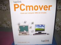 LAPLINK PC MOVER SOFTWARE