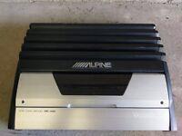 Alpine MRD-M501 V12 Power Amplifier