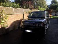 Range Rover Sport 2012 V6 3.0 HSE Black