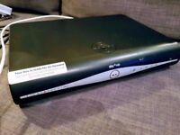Sky+ Plus HD set top box, 500GB, working with all cables
