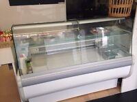 Display Cooler Food Merchandiser (Igloo) - Large