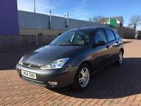 Ford Focus 1.6 Petrol Automatic, 79000 Miles, Mot November 2017