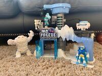 Imaginext Batman and a friend toys