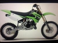 KX 80 Off Road Bike - Wanted!!
